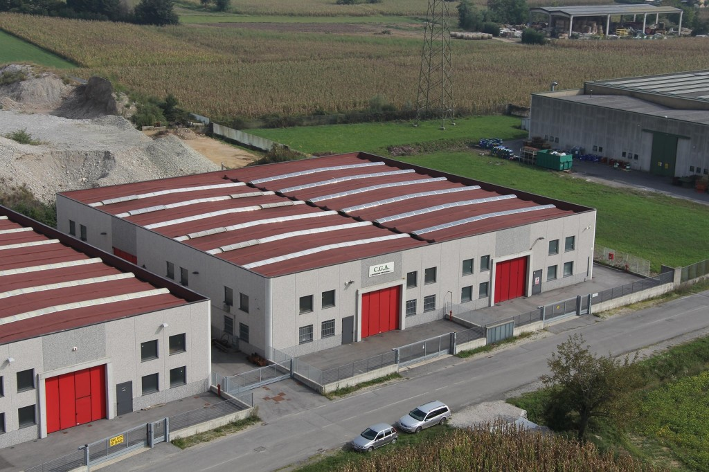 Production site of Barzana (BG)